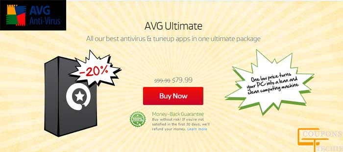 AVG Promo Codes for Save money
