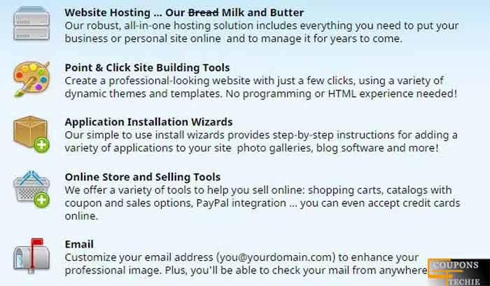 Fatcow Benefits and Promo Codes to save money