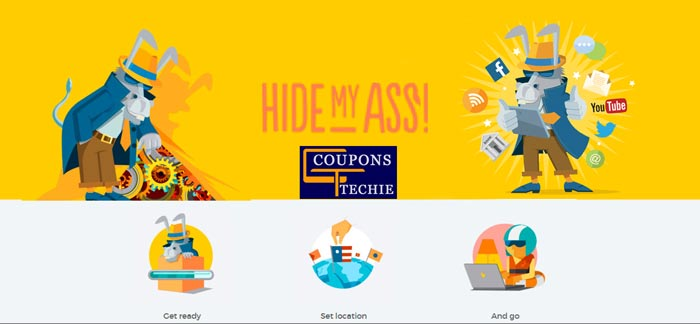 HideMyAss VPN Promo Codes