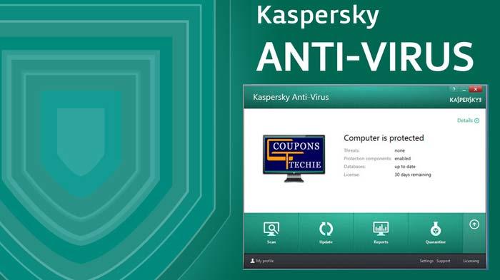 KasperSky Anivirus Promo Codes