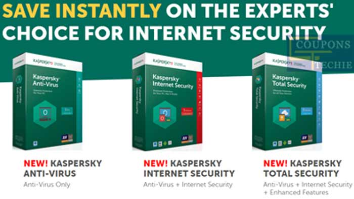 KasperSky Deals and Offers