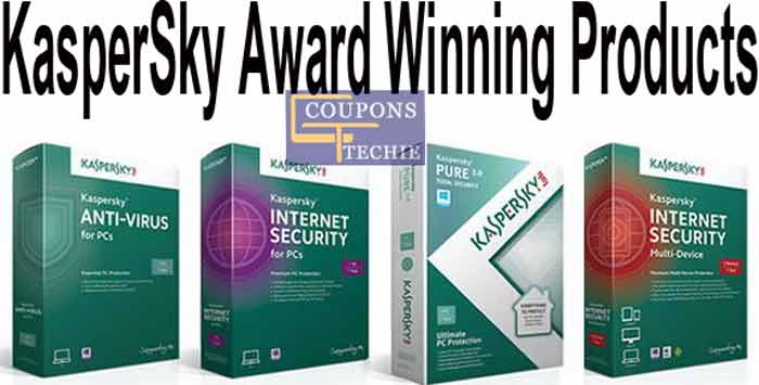 KasperSky Discount Coupons of every Package