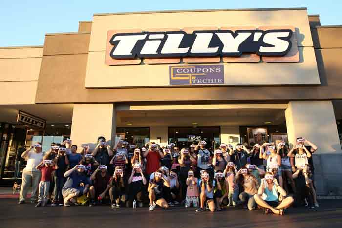 Get sports clothes and accessories and save money with Tillys Coupons